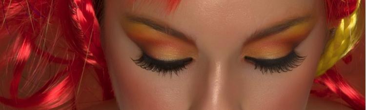 Eyelashes (Non Feather)