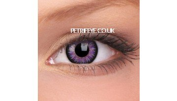 Glamour Violet Fairy Kei Fashion Contact Lenses
