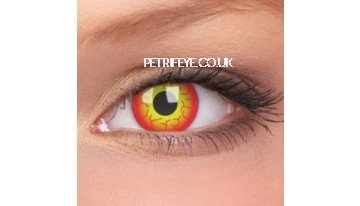 ColourVue Darth Maul Star Wars Film Series Contact Lenses