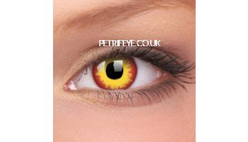 ColourVue Evil Dead Contact Lenses