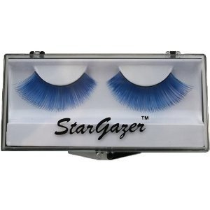 Stargazer Reusable False Eyelashes Blue 14