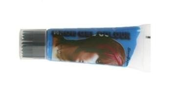 Stargazer Blue UV Reactive Neon Hair Gel