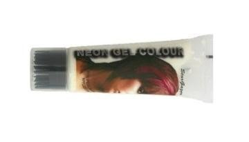 Stargazer White UV Reactive Neon Hair Gel