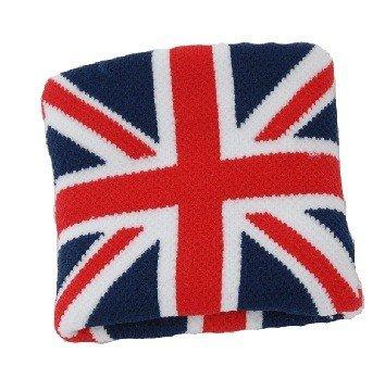 Union Jack Armband Sweatband