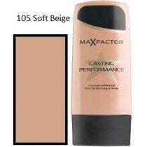 Max Factor Lasting Performance Foundation - 105 Soft Beige