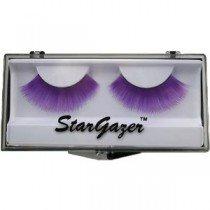 Stargazer Reusable False Eyelashes Purple 10