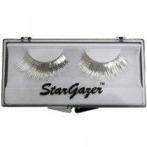 Stargazer Reusable False Eyelashes Silver Foil 12