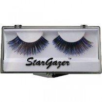 Stargazer Reusable False Eyelashes Black & Purple Foil 8