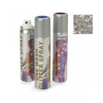Stargazer Silver Glitter Hair Spray