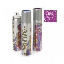 Stargazer Purple Glitter Hair Spray