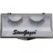 Stargazer Reusable False Eyelashes Natural Black 17