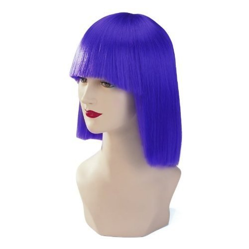 Blue Stargazer Adjustable Japan Style Fashion Wig