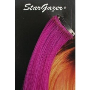 Stargazer Fuschia Baby Hair Extension