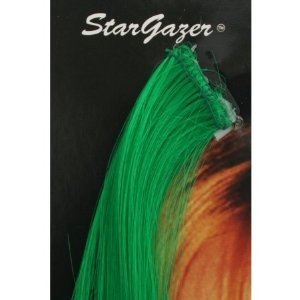 Stargazer Green Baby Hair Extension