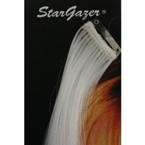 Stargazer White Baby Hair Extension