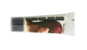 Stargazer White UV Reactive Neon Hair Gel