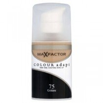 Max Factor Colour Adapt Foundation - 75 Golden