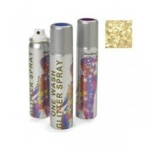 Stargazer Gold Glitter Hair Spray
