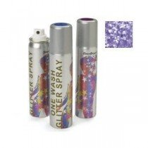 Stargazer Lavender Glitter Hair Spray